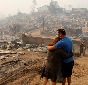 Incendios forestales: Las medidas del gobierno para los damnificados