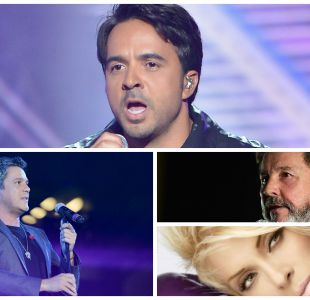 Cantantes internacionales han mandado fuerzas de apoyo a Chile