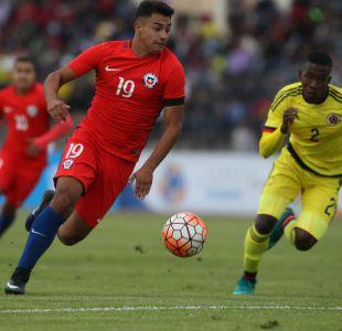 [FOTOS] Todas las postales del duelo de La Roja ante Colombia por el Sudamericano Sub 20