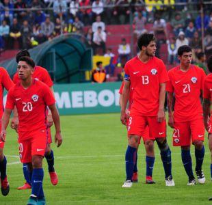 El negativo balance que deja Chile tras su paso por el Sudamericano Sub 20 de Ecuador
