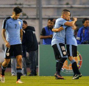 Uruguay apabulla a Bolivia y clasifica al hexagonal final del Sudamericano Sub 20