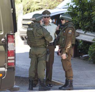 Lonko Juana Calfunao es detenida tras obstaculizar ruta en La Araucanía
