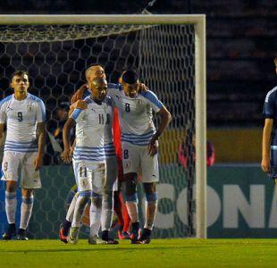Uruguay apabulla a Argentina en el hexagonal final del Sudamericano Sub 20