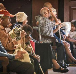 No todos pueden hacerse cargo de sus ancianos.