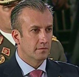 [VIDEO] Tareck El Aissami asume como el nuevo vicepresidente de Venezuela