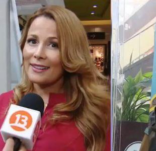 Cathy Barriga y campaña para ayudar a damnificadas: La invitación es a regalar la mejor cartera