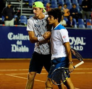 Chile debuta en Copa Davis buscando romper la historia ante República Dominicana