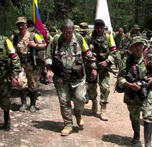 [VIDEO] Las Farc comienza su giro hacia la paz