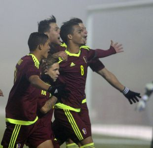 Venezuela da la sorpresa y golea a Ecuador en el Sudamericano Sub 20