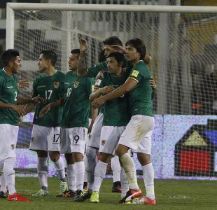 Bolivia anuncia que recurrirá al TAS ante el fallo de la FIFA que le dio puntos a Chile