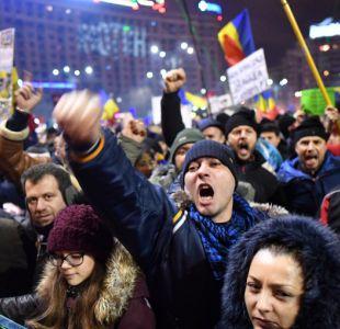 El gobierno rumano no piensa dimitir a pesar de protestas