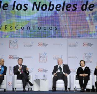 Nobeles de Paz alertan de nueva ola de populismo y nacionalismo excluyente