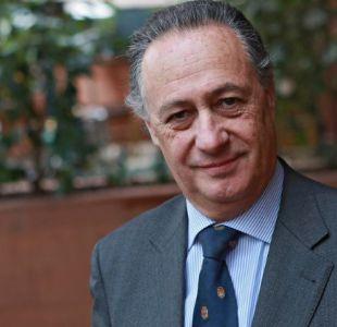 Ex presidente de Asipes afirma que consejos que dio a Van Rysselberghe fueron en calidad de experto