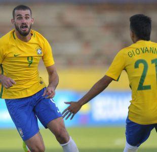 Brasil gana en la agonía a Venezuela en el Sudamericano Sub 20
