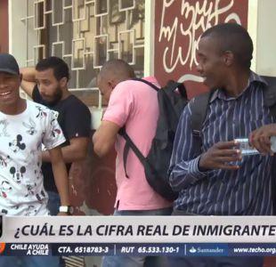[VIDEO] El nuevo objetivo del Censo 2017: ¿Cuántos inmigrantes hay en Chile?
