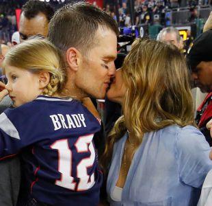 """Tom Brady tras histórica remontada de los Patriots en el Super Bowl: """"Nunca nos dominó el pánico"""""""