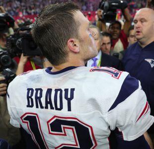 El misterio de la camiseta perdida de Tom Brady mientras festejaba el Super Bowl LI