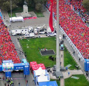 Maratón de Santiago 2017 será clasificatorio para el próximo Mundial de Atletismo