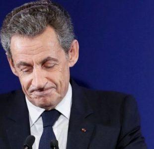 El expresidente de Francia Nicolás Sarkozy irá juicio acusado de financiamiento ilegal de campaña