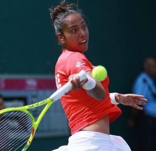 Daniela Seguel lidera el triunfo de Chile ante Argentina en su debut por la Fed Cup