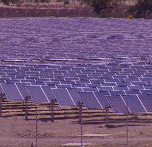 [VIDEO] El parque solar más grande de la Región Metropolitana