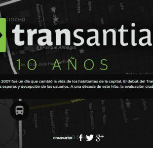 [Especial] A 10 años de la puesta en marcha del Transantiago