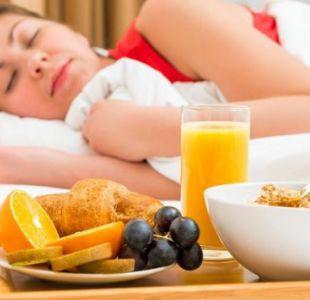 ¿Dormir para perder peso? Suena demasiado bien...