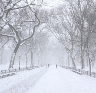 Onemi decreta Alerta Amarilla para 13 comunas del Biobío por nevazones