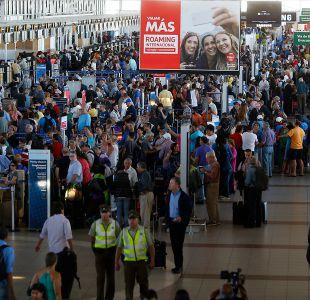 [VIDEO] IPC: Pasajes aéreos bajan un 15,2% durante el mes de abril
