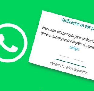 WhatsApp pide activar nueva configuración de seguridad de dos pasos a sus usuarios