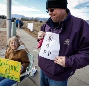 Manifestaciones en EEUU a favor y en contra del aborto
