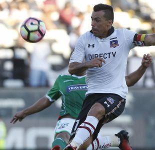 """Paredes revela su sueño en Colo Colo y avisa: """"Si me llaman a la selección, voy encantado"""""""