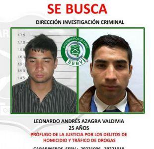 Gendarmería confirma sumario administrativo por fuga de reo en San Bernardo