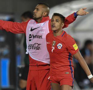 Alexis Sánchez y Arturo Vidal entre candidatos al mejor jugador de la FIFA 2017