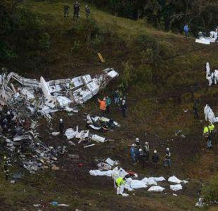 Casi todos los jugadores del club brasileño Chapecoense murieron en el accidente aéreo que se registró cerca de la ciudad colombiana de Medellín.