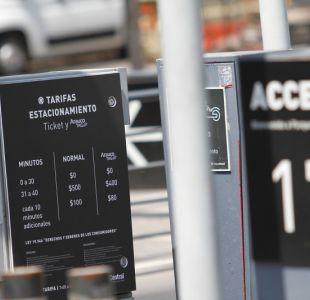 Diputados presentan tres propuestas para reponer gratuidad en estacionamientos
