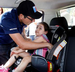 Nueva normativa de tránsito: ¿Qué silla o alzador es apropiado para cada niño?
