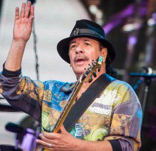 Carlos Santana por Beyoncé: Lo suyo es más un tipo de música para mostrar vestidos