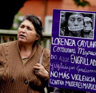 Comunera mapuche Lorenza Cayuhan será trasladada junto a su bebé a cárcel de Arauco