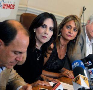"""UDI se desmarca de dichos de Alejandra Bravo sobre homosexuales: """"No representan a Chile Vamos"""""""
