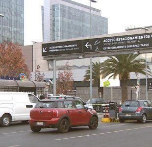 Sernac demanda a 10 centros comerciales por incumplimiento a la Ley de Estacionamientos
