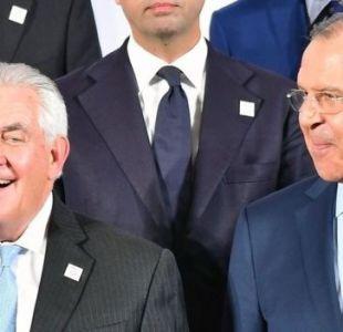 Jefes de diplomacia de Rusia y Estados unidos se reúnen en Nueva York antes de Asamblea de ONU