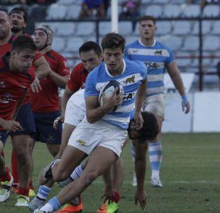 Chile pierde con Argentina XV y sigue sin ganar en el Americas Rugby Championship 2017
