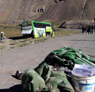 PDI confirma la muerte de por lo menos una chilena en accidente de Turbus en Argentina