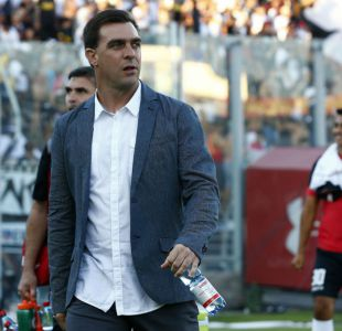 Pablo Guede alaba a Paredes: Muchas veces nos soluciona partidos con su magia