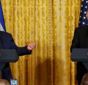 EE. UU. subraya derecho de Israel a protegerse