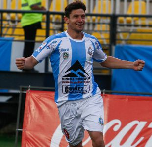 Antofagasta logra su primera victoria en el Clausura con goleada sobre U. de Concepción