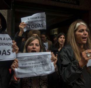 Madrid: Mujeres protestan con huelga de hambre contra la violencia doméstica