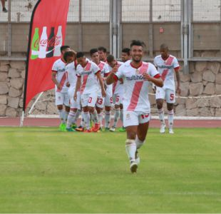 Curicó Unido golea a San Marcos y se distancia en la cima de la Primera B
