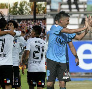 Tabla de posiciones: Colo Colo y Deportes Iquique se disputan la cima del Clausura 2017